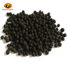 Prix de marché de sphère de charbon actif sphérique basé par charbon favorable à l'environnement