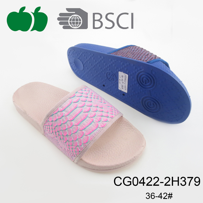 Comfortable Soft Fashion Lady Pcu Slipper