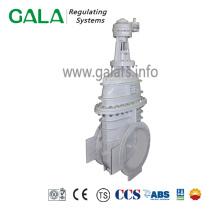Металлический запорный клапан NRS
