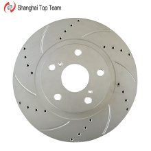 China direct factory top quality TT Wholesale price of ceramic car brake disc for automotive production