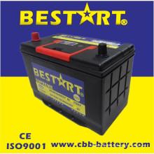 Bateria superior JIS 30h90r-Mf do veículo de Bestart Mf da qualidade 12V90ah