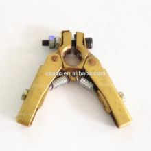 copper herringbone brush holder 5*8