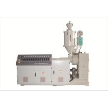 Máquina de extrusión de plástico Máquina de extrusión de tornillo único