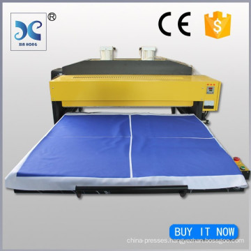 Hydraulic Large Format Sublimation Heat Press Machine