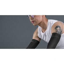 Rockbros Cycling Sunscreen Anti-UV Arm Sleeves Ice Silk Fabric Basketball Outdoor Volleyball Sleeves Sport Fitness Arm Warmers