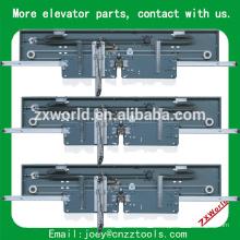 2 Panel Center Opening Operador de porta assíncrono J2100-C2A elevador Operador de porta assíncrono