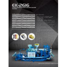 Boot Shoe Making Spritzgießmaschine mit CE-Zulassung