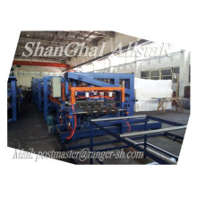 SP-9 Z-Look EPS&Mineral Wool Sandwich Panel Machine/sandwich panel production line