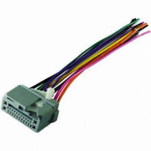 Car Radio Wire Harness, Audio and Video Cable