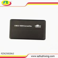 """2.5 """"дюймовый внешний жесткий диск с интерфейсом USB 2.0"""
