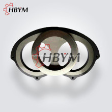 Sany Zoomlion PM C Valve Spectacle Wear Plate