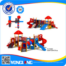 2014 Outdoor Playground Type and Inflatable Playground