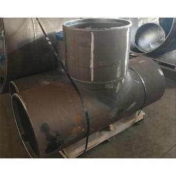 Acessórios para tubos de solda de topo em aço carbono A234 WPB