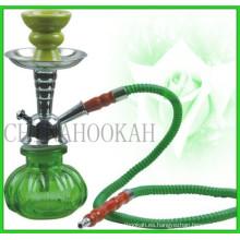 Hookah, shisha, narguile, tubos de vidrio SS009