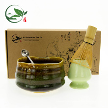 Matcha Whisk Set Tea Whisk Bamboo Whisk Set