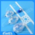 Masque de pression positive continue des voies respiratoires (masque CPAP)