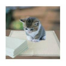 Haustier-Auflage, Welpen-Auflage, unter Auflage, Sanitäre Auflage