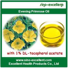One of Hottest for Fish Oil,Natural Food Ingredients,Seabuckthorn Fruit Oil Manufacturers and Suppliers in China Evening Primrose Oil  with 1% DL-tocopherol acetate supply to Algeria Manufacturer