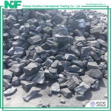 Coke de fonderie à faible teneur en carbone à faible teneur en carbone pour les moulages de ferraille de cuivre métallique Iorn