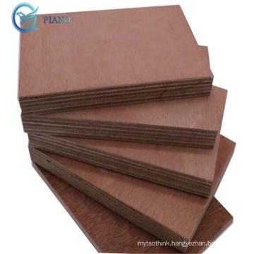 Qinge Manfauturer Directly Supply High Quality Wood Veneer Fancy Plywood Okoume Veneer