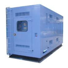 Электрический звукоизолирующий контейнерный генератор 20-500 кВА