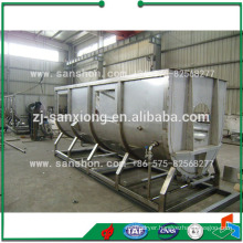 Fruit and Vegetable Cooking Machine Food Blanching Machine