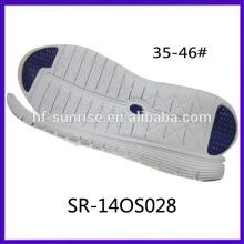 SR-140S028 Novos homens Tamanho casual soft eva phylon sole