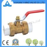 Brass Pipe Valve (YD-1001)