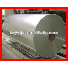 heat sealable polyester film