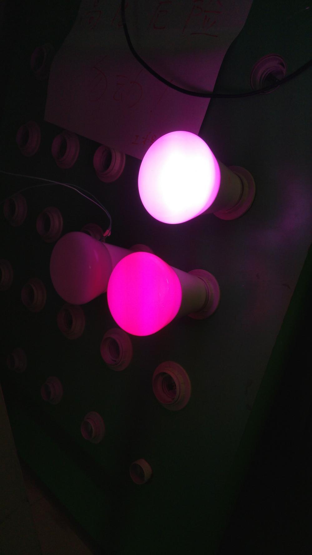 Lâmpada de iluminação de iluminação da casa E26 Wifi bulb