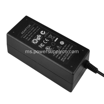 Output tunggal 16V8A Desktop Power Adapter