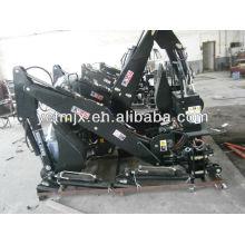 LW-7 marco de montaje precios de la retroexcavadora