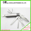 Multifuncional cuchillo con linterna LED y abrebotellas (EP-O41137)