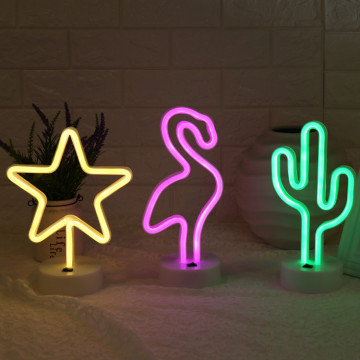 Billiga LED Neon Light Signs Decor