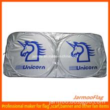 Nylon or Tyvek Fabric for Car Sunshade