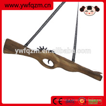 2014 hot sale simulação de madeira sniper rifles de brinquedo