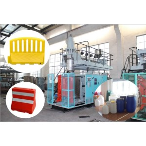 China New Product for Large Multi Layerbucket Blow Molding Machine Plastic Water Horse Fence Blow Molding Machine supply to Zambia Factories