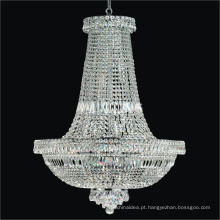 China fornecedores de iluminação LED novos produtos luzes de natal lustre de decoração para casa kristal lustre