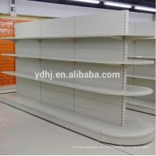 Almacenamiento y exhibición de la venta caliente que utiliza el estante usado para el supermercado