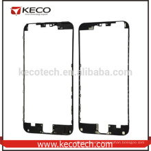 Repair part for iPhone 6 plus Front Bezel Frame, LCD Middle Frame For iPhone 6 plus, Bezel Frame with Hot glue For iphone 6 plus