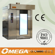 Electric/Gas/Fuel Heated Rotary Rack Oven (manufacturer CE&ISO9001)