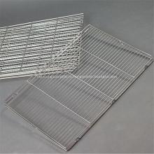 Решетка для барбекю из нержавеющей стали для пикника из нержавеющей стали