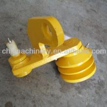 SD22 engine parts 3250937 fan belt tensioner