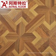 12mm (U-Groove) Parquet Laminate Flooring (AS6973)