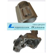 machining low presure castings