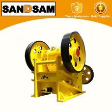 Chian Factory CE утвержденная щековая дробилка для продажи