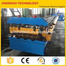 Máquina perfiladora para chapa de acero galvanizado y color