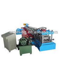 Full Automatic YTSING-YD-0317 C Purline Roll Forming Machine in WUXI