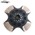 Clutch Disc For Truck Copper Button Clutch Plate For Heavy Duty