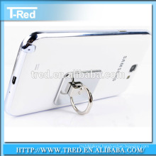 2015 New Arrival China mr plastic grippers ring finger stand for iPhone iPad Air